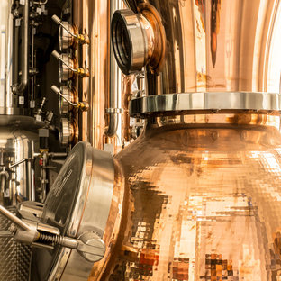 Commercial Design: CH Distillery and Bar
