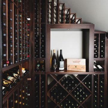 Compact Wine Cellar