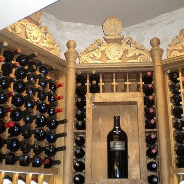 Complete Dining & Entertaining W/ Wine Cellar