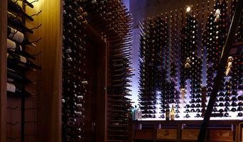 Contemporary Custom Wine Cellar (3000 bottles)