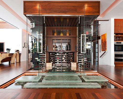 photos et id es d co de caves vin montr al. Black Bedroom Furniture Sets. Home Design Ideas