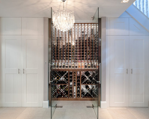 Small Wine Cellar Design Ideas, Remodels & Photos