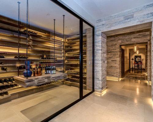 wine cellar design ideas remodels photos - Wine Cellar Design Ideas