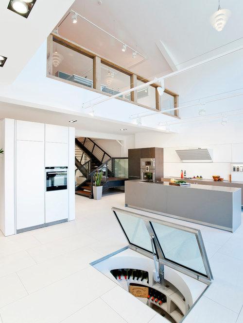 Contemporary Wine Cellar Design Ideas Renovations Photos - 32 amazing examples home wine cellars