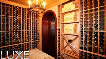 Custom Bellevue Cellar