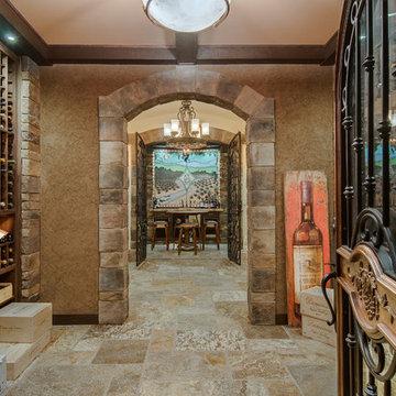 Custom Cellar By Germano Wine Cellars