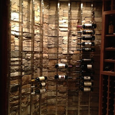 Traditional Wine Cellar by WineRacks.com