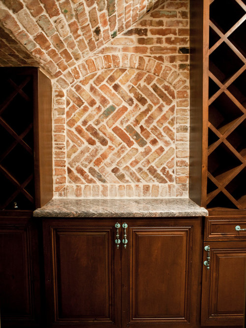 Rustic Wine Cellar Design Ideas Renovations Photos With