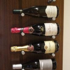 Modern Wine Cellar by De Botello Wine Systems