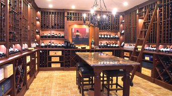Custom Stained Sapele Mahogany - 3,000 bottles