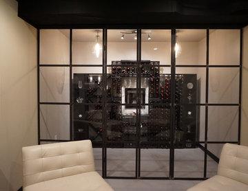 Custom Steel Doors