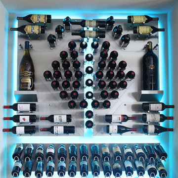 Custom Ultra Wine Racks - Bay Area