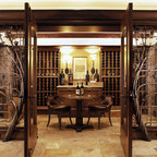 Wine Room w/Seating