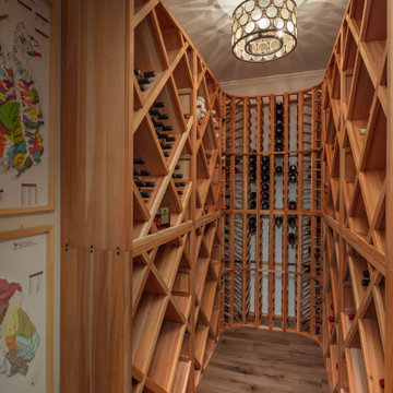 Custom Wine Cellar in Smyrna