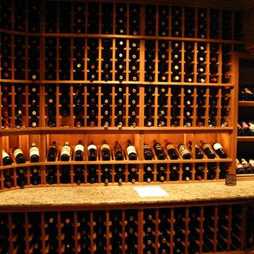Custom Wine Cellar - Marietta, GA
