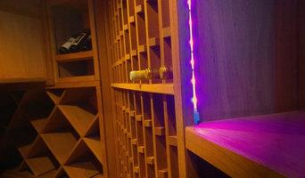 Custom Wine Cellar/ Wine Rack