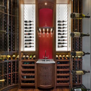 Custom Wine Cellars in Scottsdale, AZ