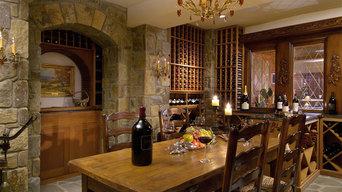 Custom Wine Room - Bluffton, SC