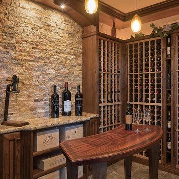 Custom Wine Room II