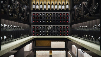 Custom Wine Room