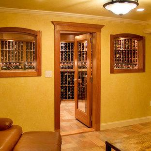 Idéer för att renovera en rustik vinkällare