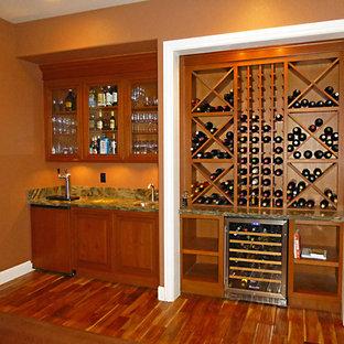 Custom Wine Storage