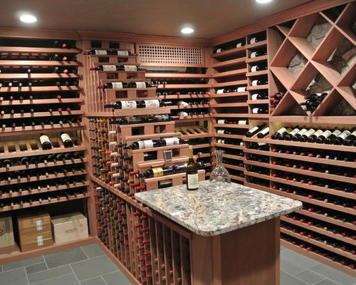 Walk In Pantry Wine Cellar Design Ideas Renovations Photos