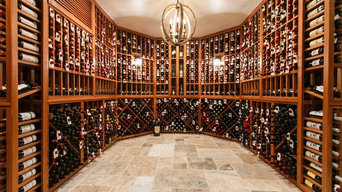 Darrien CT 4000+ bottle wine cellar
