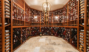 Darrien CT 4000+ bottle wine cellar