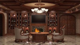 Дегустационные комнаты