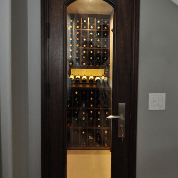 Del Mar Under Stair Wine Closet