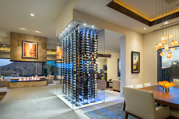 The Most Popular New Wine Cellar Photos on Houzz
