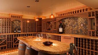 DP Wine Cellar Design by Doug Smith