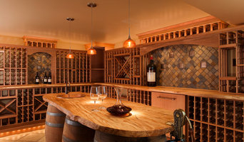 DP Wine Cellar Design by Doug Smith