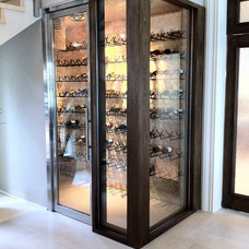 Modern Wine Cellar by Wine Cellar International