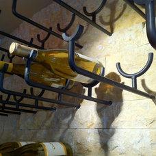 Modern Wine Cellar by Wine Cellar International