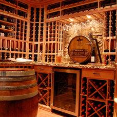 Wine Cellar by Heritage Vine Inc.