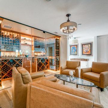 Elegant Wine Lounge, Houston, Texas