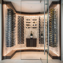 T & S Wine room ideas