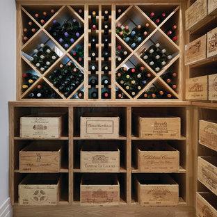 Idéer för rustika vinkällare