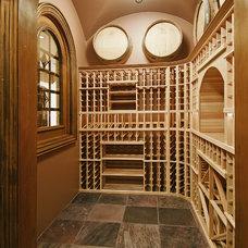 Mediterranean Wine Cellar by Scott Alexander, LLC