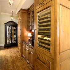 traditional wine cellar by GEGG DESIGN & CABINETRY