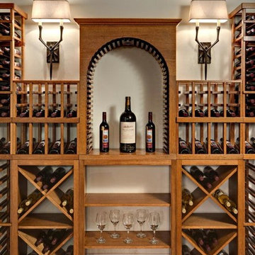 Featured Wine Cellar Project