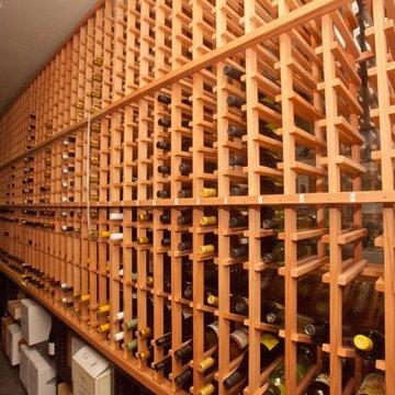Fish House Restaurant Napa Wine Cellar