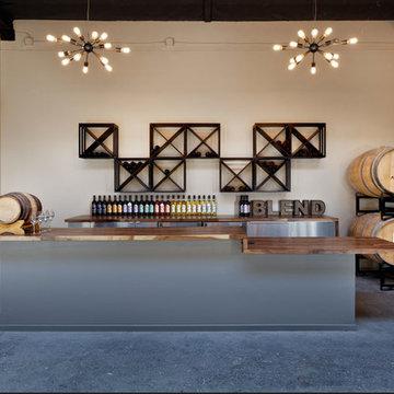 Flying Suitcase Wines San Carlos  (winery & tasting room)