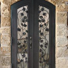Mediterranean Wine Cellar by US Door & More Inc