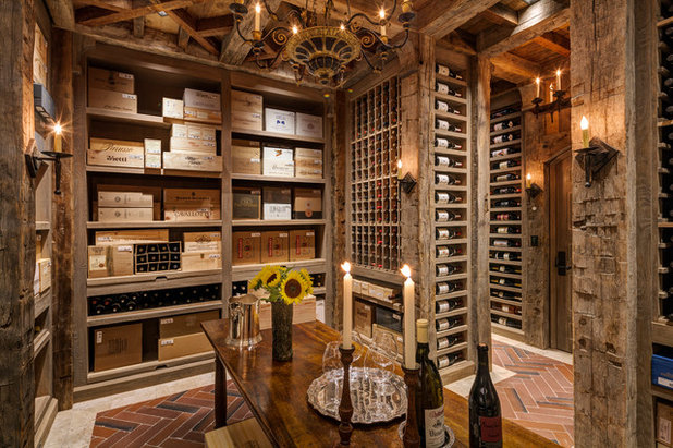 Trending Now Top 10 New Wine Cellars on Houzz