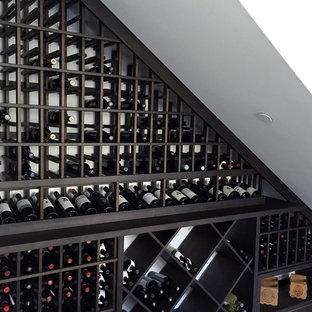 Functional Wine Cellar Racking Design Los Angeles California