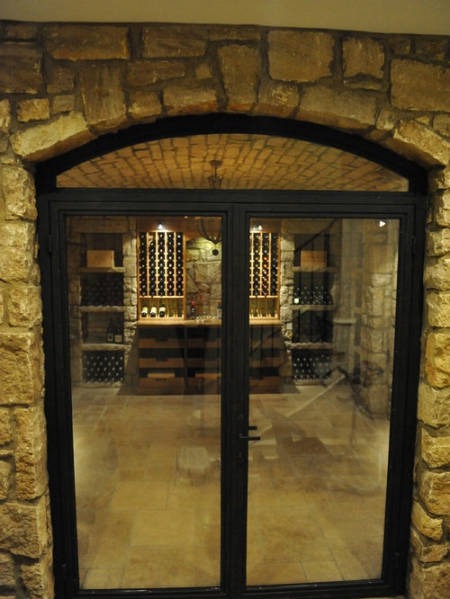 Memphis Tennessee Glass Enclosed Custom Walk In Wine
