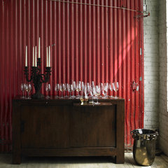 eclectic wine cellar by Global Living